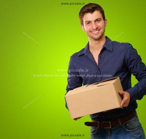 00392 300x287 - مشتری انباردار با جعبه یا کارتن پستی