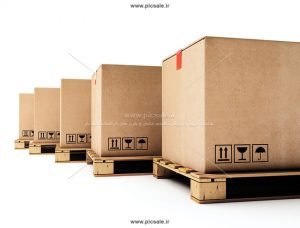 00495 300x228 - جعبه ها یا بسته های باری و محصولات بر روی پالت در انبار