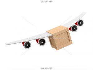 00498 300x225 - جعبه یا کارتن پستی پروازی / پست هوایی