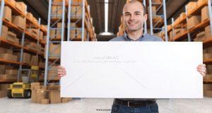 00610 300x160 - سوله انبار سه بعدی 3d با بسته های باری / آقا / مرد انبار دار تبلیغاتی