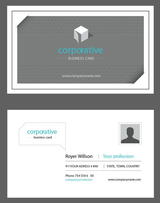 p153 - لایه باز کارت ویزیت خلاقانه