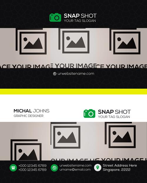 m52 - لایه باز کارت ویزیت / تجاری / کسب و کار / مدرن / معرفی شرکت