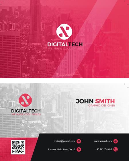 m250 - لایه باز کارت ویزیت / تجاری / کسب و کار / مدرن / معرفی شرکت
