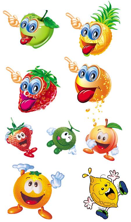 m269 - دانلود لایه باز انواع میوه های فانتیزی