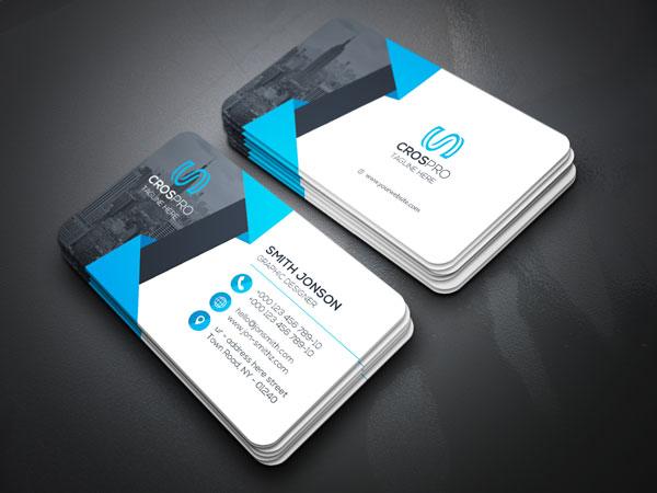 m297 - لایه باز کارت ویزیت / تجاری / کسب و کار / مدرن / معرفی شرکت