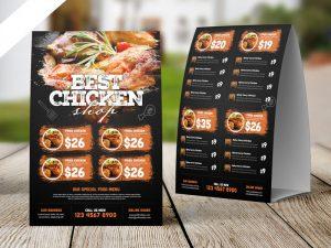 m318 300x225 - دانلود لایه باز تراکت یا پوستر منوی رستوران،کافه،اغذیه فروشی،کافی شاپ