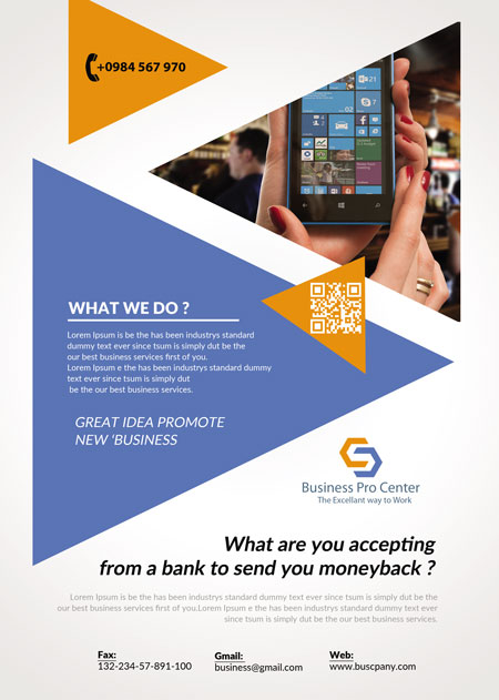 m360 - دانلود لایه باز تراکت یا پوستر موبایل فروشی