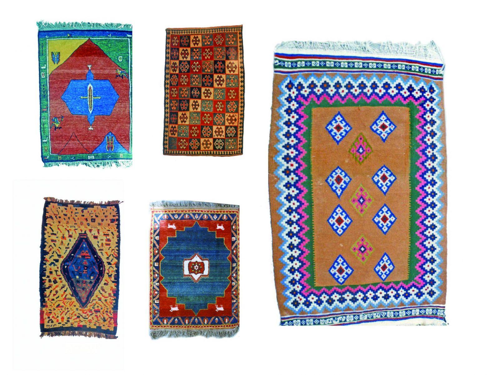 گبه4 1560x1203 - دستبافت روستایی،ایلیاتی،صنایع دستی نقوش هندسی