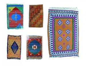 گبه4 300x231 - دستبافت روستایی،ایلیاتی،صنایع دستی نقوش هندسی