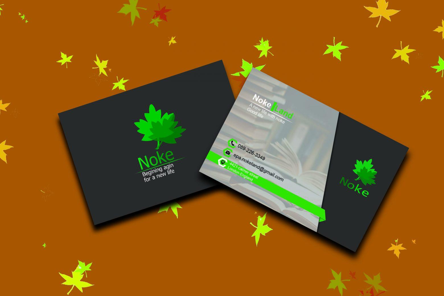 noke cards 1560x1040 - کارت ویزیت