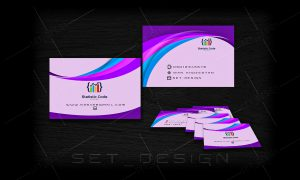 002 300x180 - کارت ویزیت با طرح زیبا جهت کسب و کار های مختلف بصورت پشت و رو002