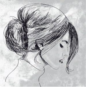 23787 NUV5ZX111 298x300 - وکتور طرح چهره دختر با قابلیت تغییر اجزا