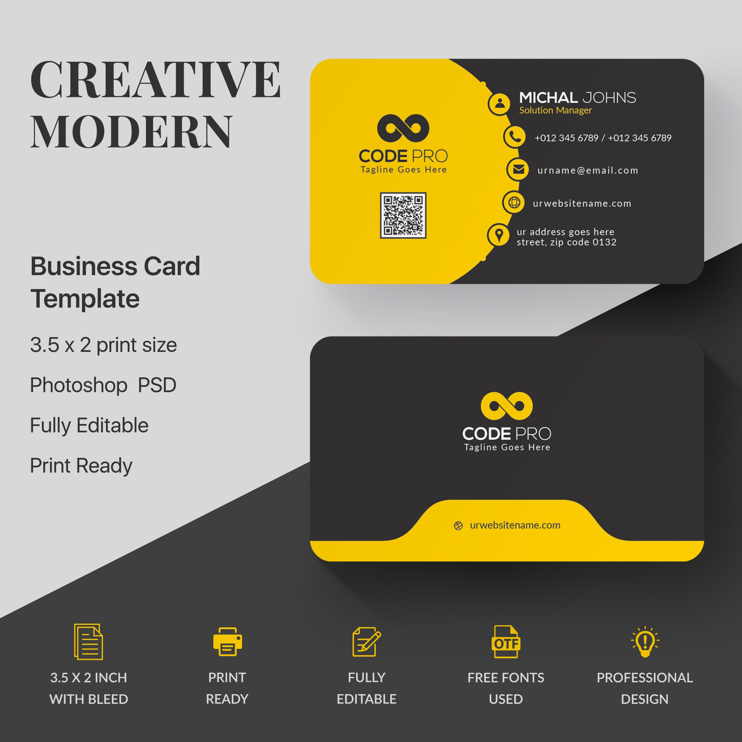 1303 scaled - کارت ویزیت شرکتی لایه باز