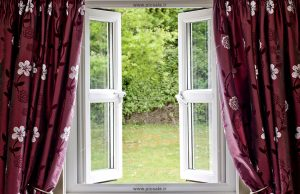 00112 300x194 - پنجره دوجداره با پرده | منظره جنگل | عایق صدا