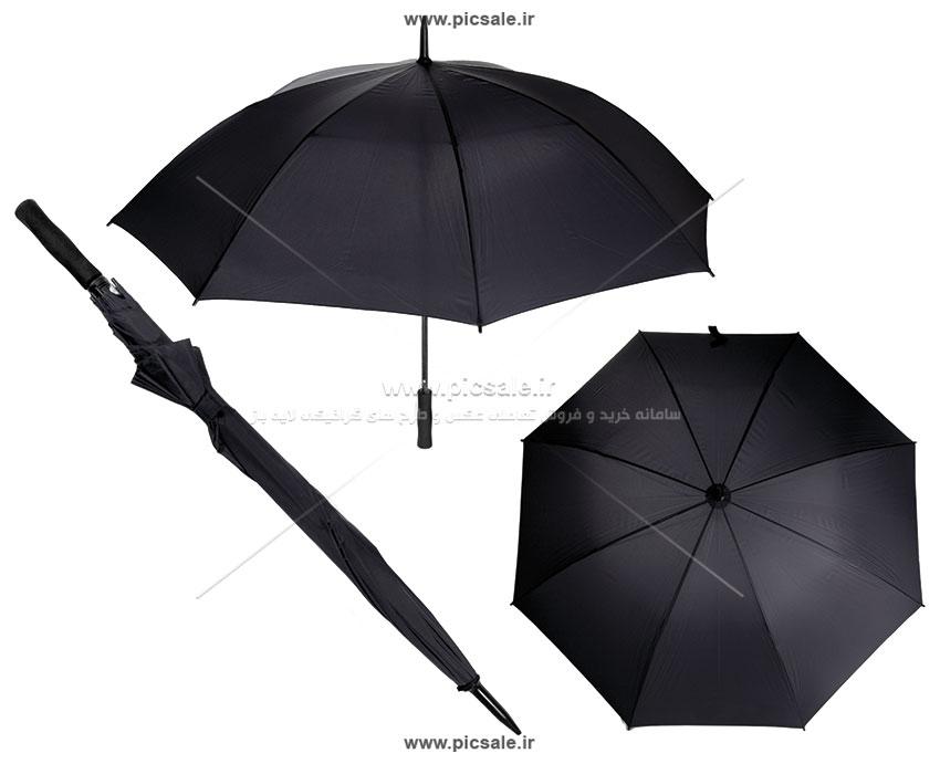 00229 - چترهای مشکی یا سیاه
