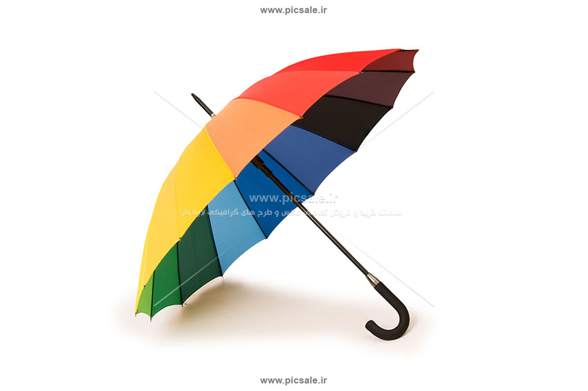 00231 - چتر رنگی