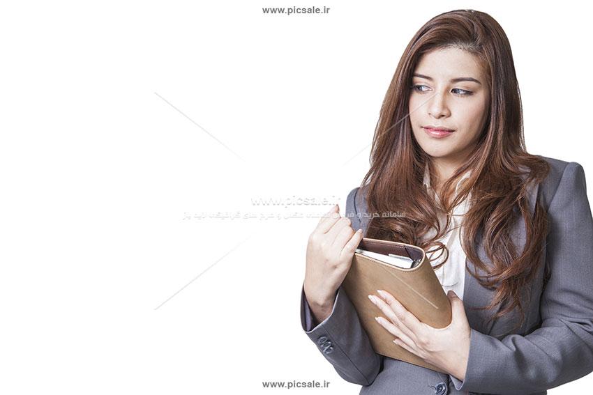00355 - خانم / دختر معلم یا دانشجو زیبا