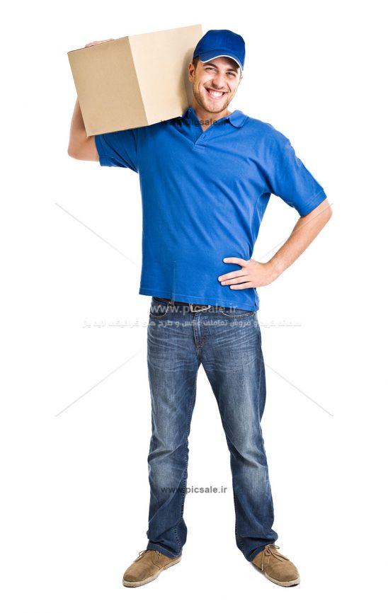 00390 548x866 - مرد بارکش / انبار دار / همراه با بسته بار بر دوش