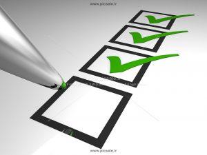 00413 300x225 - تیک زدن برنامه ریزی / چک لیست