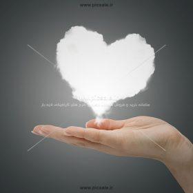 0010134 280x280 - قلب سفید عاشقانه