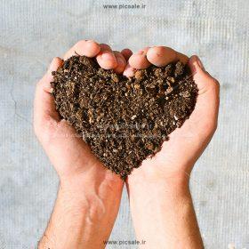0010138 280x280 - قلب زیبا با خاک