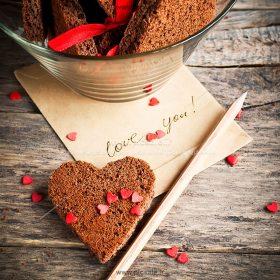 001022 280x280 - قلب با اسنفج های قهوه ای زیبا