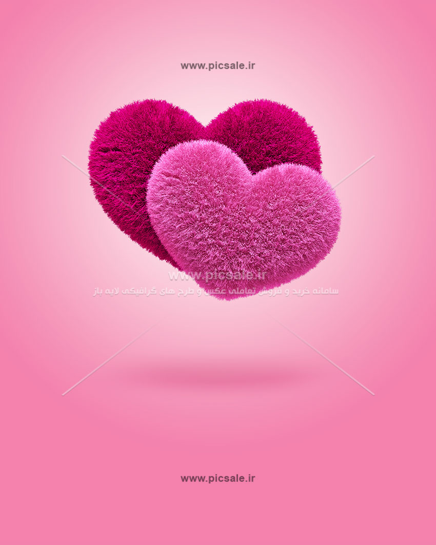 001036 - قلب مخملی عاشقانه