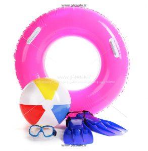 00274 293x300 - اسباب بازی شنای کودک