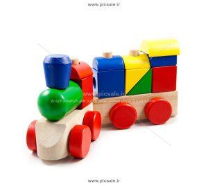 00282 300x269 - اسباب بازی قطار پازلی