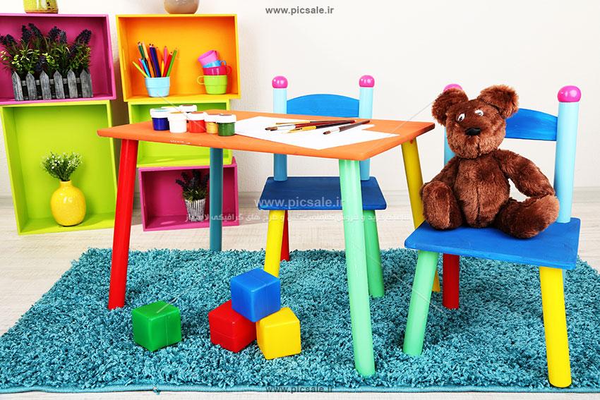 00287 - اتاق کودک