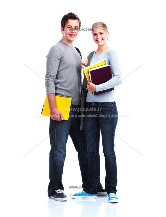 00370 548x714 - دختر و پسر شاد دانشجو / دانشگاه