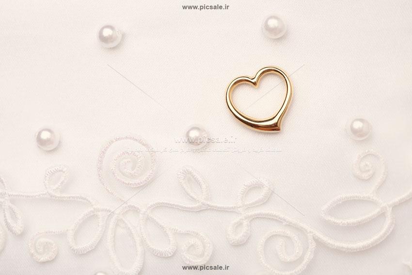 00930 - حلقه قلبی عاشقانه