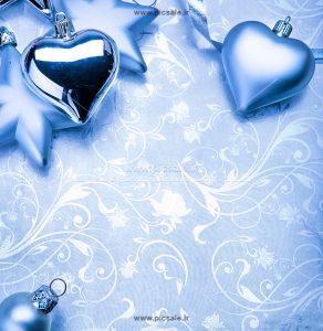 00956 292x300 - قلب آبی عاشقانه