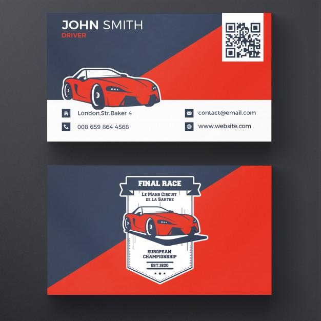 0570s - لایه باز کارت ویزیت / خودرو