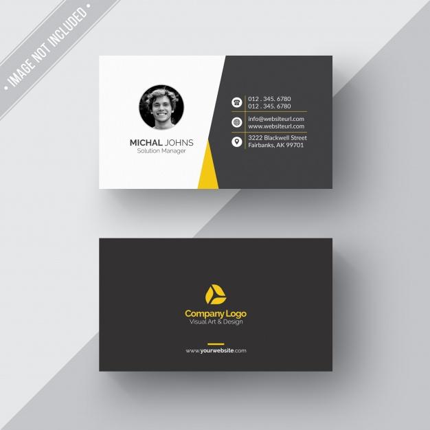 0685s - لایه باز کارت ویزیت / مدرن