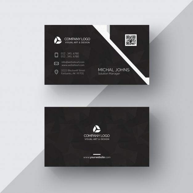 0716s - دانلود لایه باز کارت ویزیت / مدرن