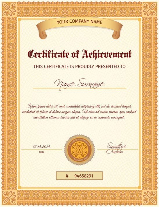 0750s 548x714 - دانلود لایه باز قالب گواهینامه