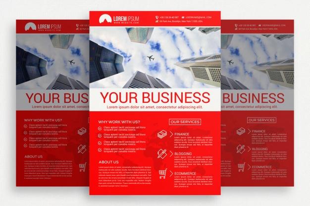 0806s - دانلود لایه باز بروشور و کاتالوگ تجاری / ساختمان