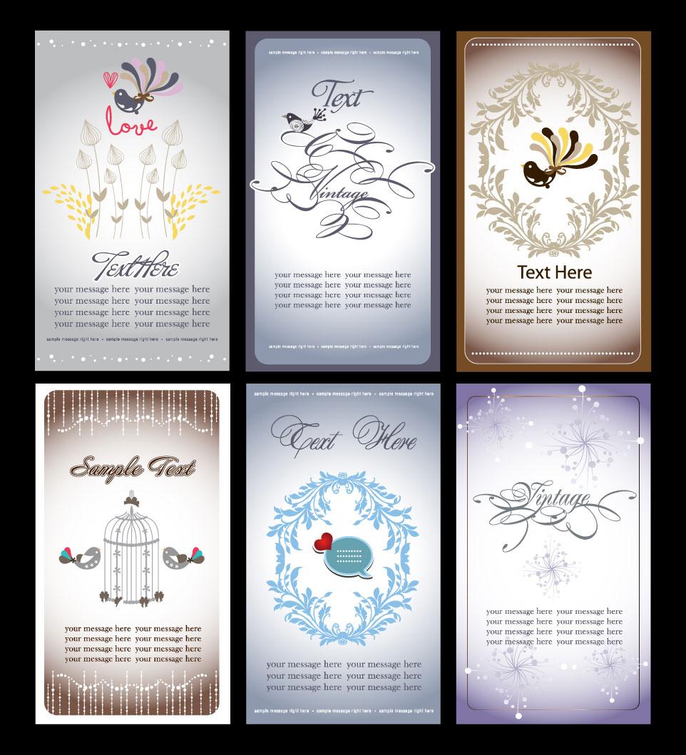 p135 - دانلود لایه باز 9 کارت های عاشقانه فوق العاده