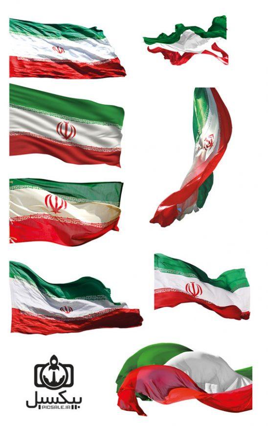 p53 548x871 - لایه باز احتزاز پرچم ایران با کیفیت بالا