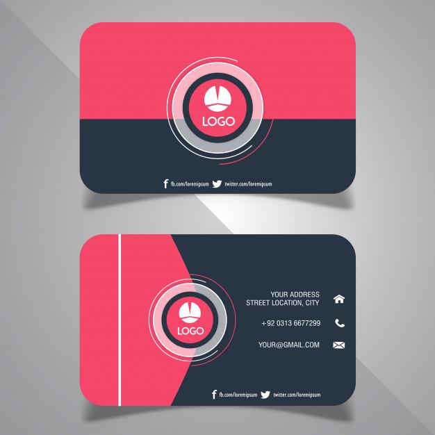0941s - دانلود لایه باز کارت ویزیت / مدرن