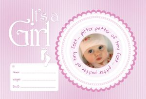 01048s 300x203 - دانلود لایه باز کارت تولد نوزاد دختر