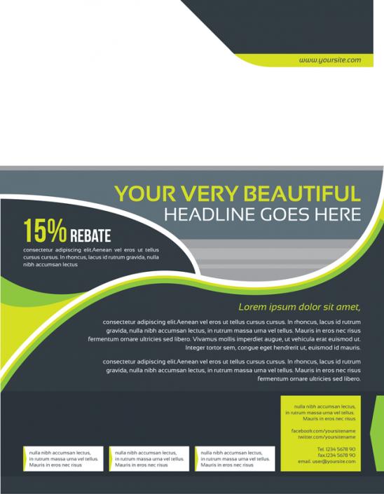 BIZ 78 2 548x705 - دانلود لایه باز بروشور و کاتالوگ تجاری