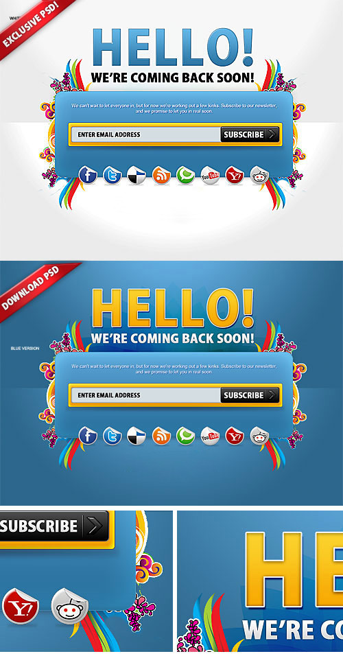 p175 - لایه باز سرچ باکس و ثبت نام خبرنامه وب اپلیکیشن