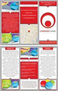 p217 191x300 - لایه باز بروشور کاتالوگ سه لت تجاری قرمز