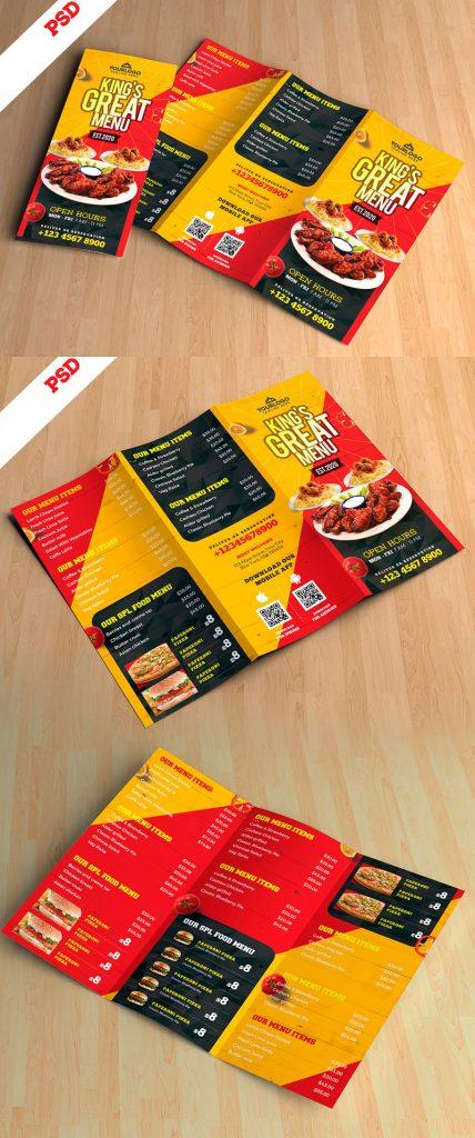 1 428x1024 - لایه باز بروشور آشپزخانه، کترینگ و رستوران