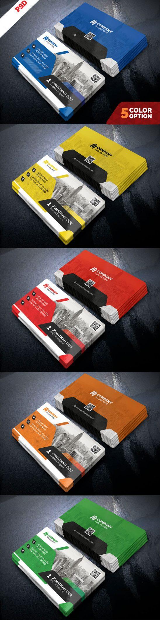 p316 2 548x2115 - لایه باز کارت ویزیت شرکتی و ساختمانی