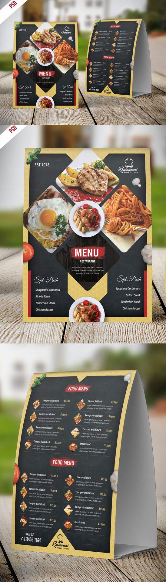 p326 548x1918 - لایه باز منوی غذای رستوران کترینگ آشپزخانه