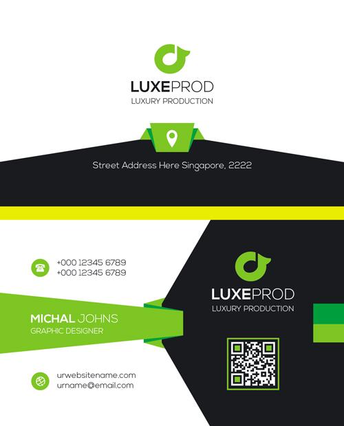 m63 - لایه باز کارت ویزیت / تجاری / کسب و کار / مدرن / معرفی شرکت