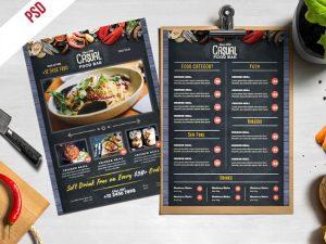 p437 300x225 - طرح آماده منوی بی نظیر رستوران فست فود و کترینگ های آشپزخانه مدرن